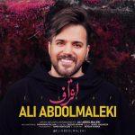 دانلود آهنگ جدید علی عبدالمالکی به نام اعتراف